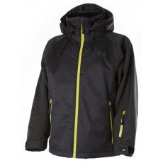 Rehall, Bono ski-jas, kinderen, black melange